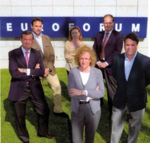 Equipo Euroforum: Eventos de empresa en Madrid