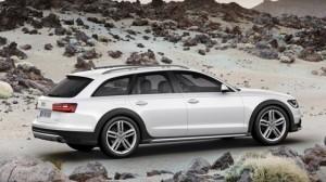 Audi A6 allroad quattro entre los favoritos.