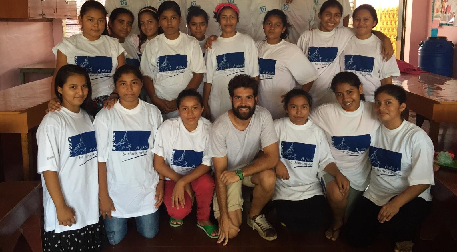 Euroforum Ayuda a Nicaragua