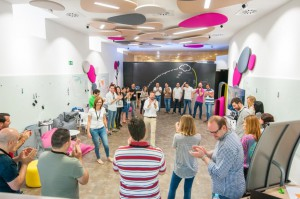 Jornada de innovación para Aegon-Santander en Espacio Crea