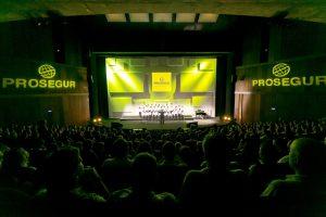 La empresa Prosegur disfruta de las instalaciones de Euroforum