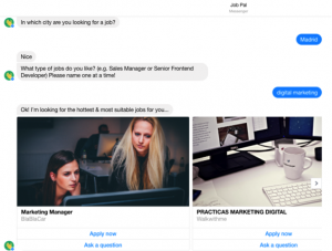 Jobpal Chatbot