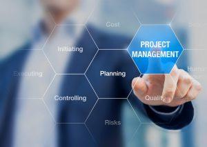 Un project manager tiene que estar al día de todo