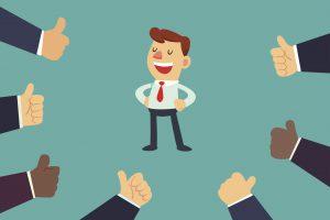 Presumir mucho en una entrevista no es conveniente