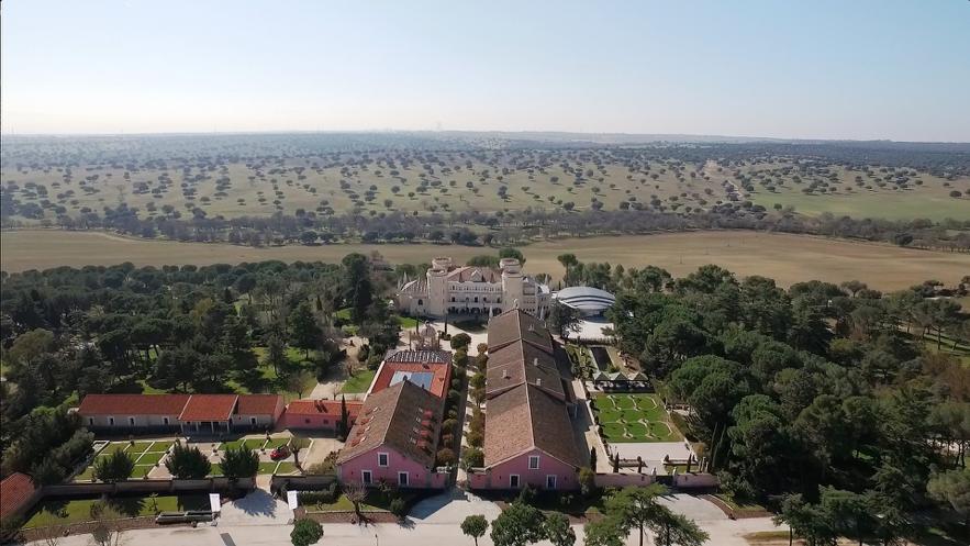 Castillo de Viñuelas para Offsite