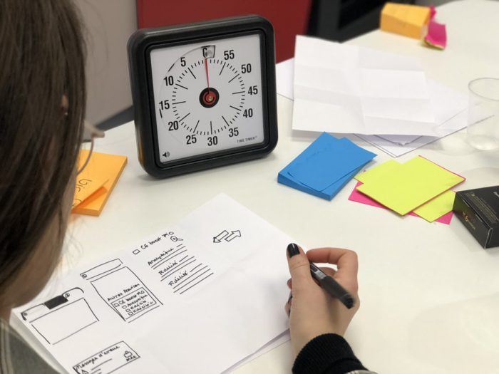 design thinking fase exploracion sintesis