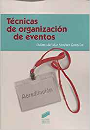 tecnicas organizacion eventos