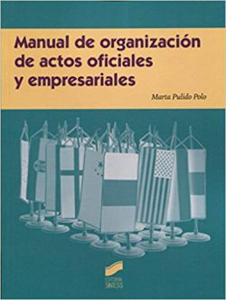 manual organizacion actos oficiales empresariales