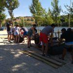 actividad de team building